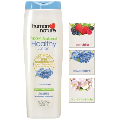 Natural Healthy Lotion - Nature's Treat