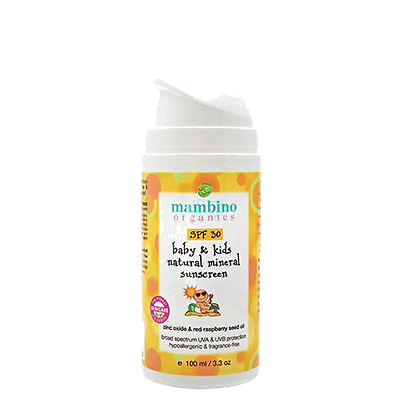 SPF 30 Baby & Kids Natural Sunscreen - Nature's Treat - 1