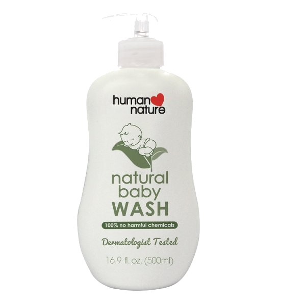 Natural Baby Wash - Nature's Treat