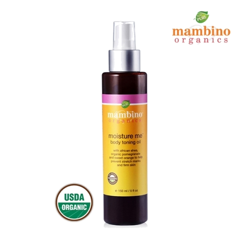 Mambino Moisture Me Body Toning Oil - Nature's Treat