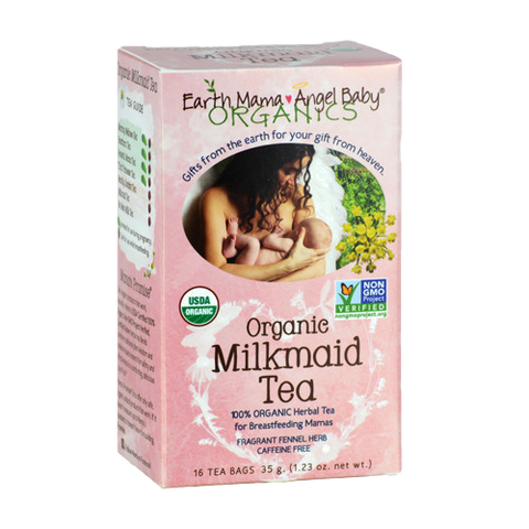 Organic Milkmaid Tea - Nature's Treat