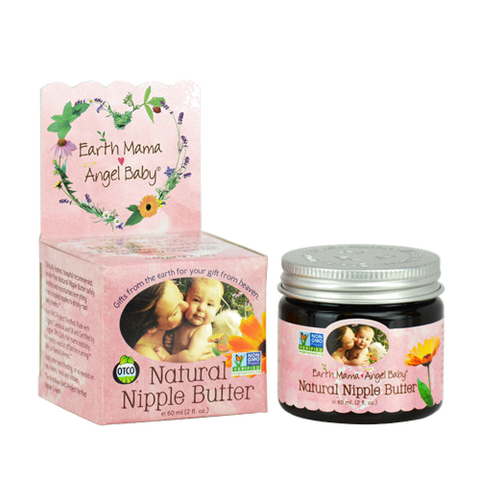 Earth Mama Angel Baby Natural Nipple Butter - Nature's Treat