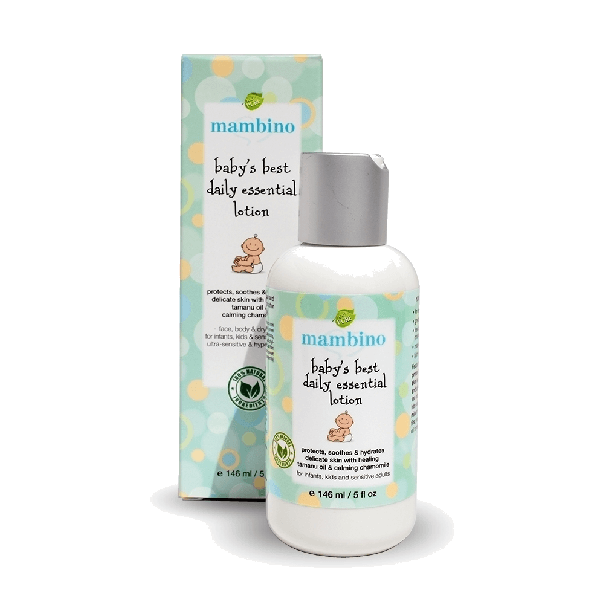 Baby's Best Daily Essential Lotion - Nature's Treat