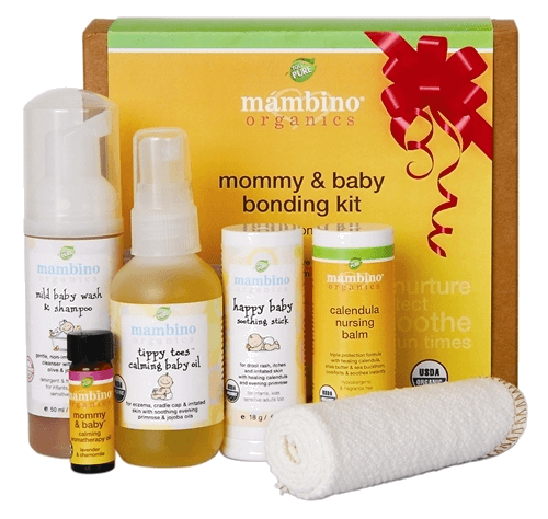 Mommy & Baby Bonding Kit - Nature's Treat