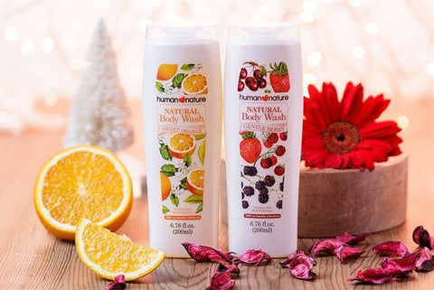 Natural Body Wash - Nature's Treat