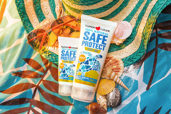 SafeProtect SPF30 Sunscreen - Nature's Treat