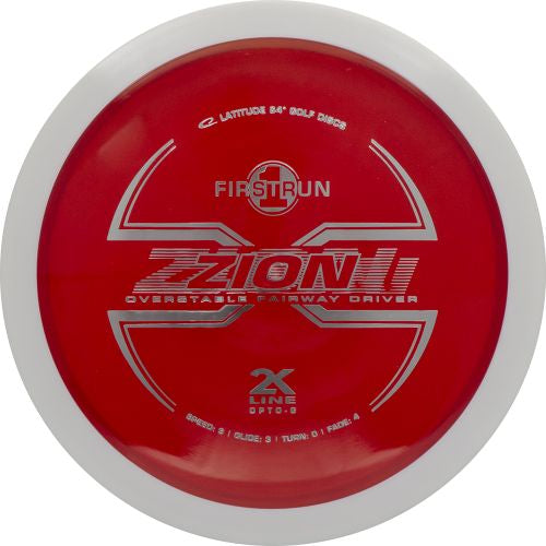 Latitude 64 2K Opto-G Zion First Run - Dead Man Discs