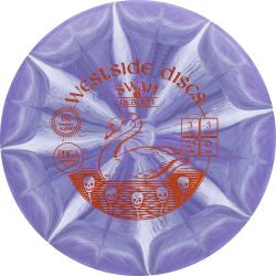 Westside Discs BT Medium Burst Swan 1 Reborn - Dead Man Discs