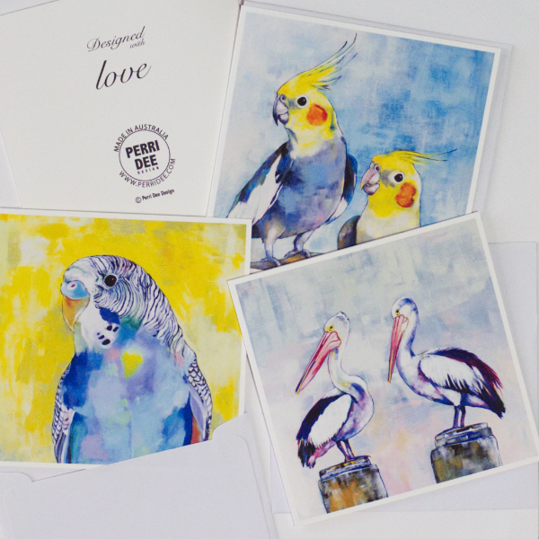 Hello Finch 1 Greeting Card