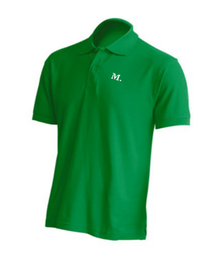 Copy of Men's Classic Polos - Green Limited Edition