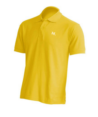 Men's Classic Polos - Yellow Limited Edition
