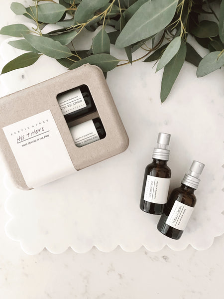 Mini Linen + Room Spray Duos