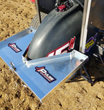 Sprint Car Rear Bumper Tool Tray