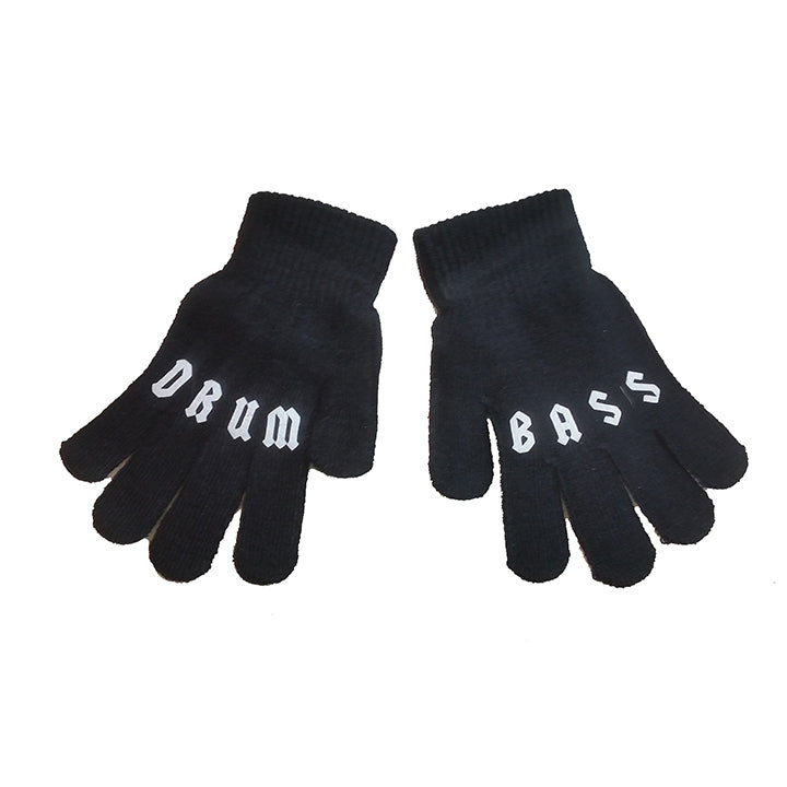 Drum & Bass Knuckle mits - Solid Apparel