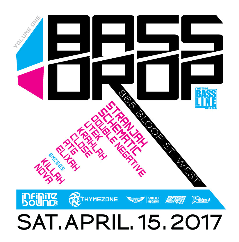 Bass Drop v.1 // Presented by Infinite Sound - eTicket