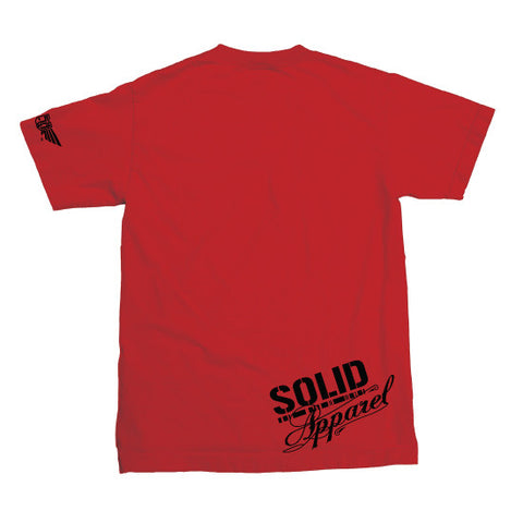 Emcee Zee T-shirt - Red