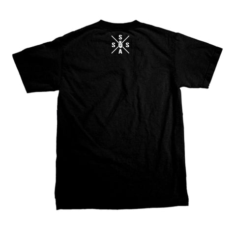 "Hustlin Beats - ""Rinse 2001"" T-shirt - Black"