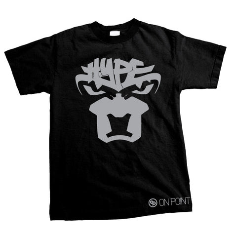 DJ HYPE - Mash Up - T-shirt - Black