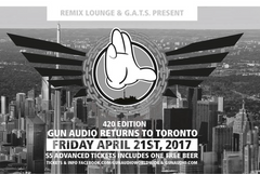 "GUN AUDIO + SOLID APPAREL = ""G.A.T.S. TOUR"" // Presented by GUN AUDIO + SA - eTicket"