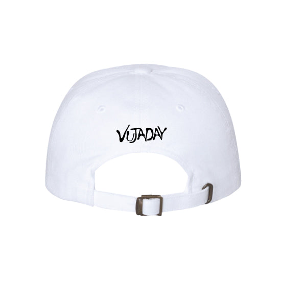 "Vujaday - ""Dadio Capio"" - White"