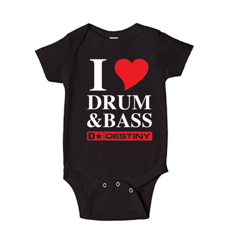 I Love Drum & Bass - Baby 1Zee