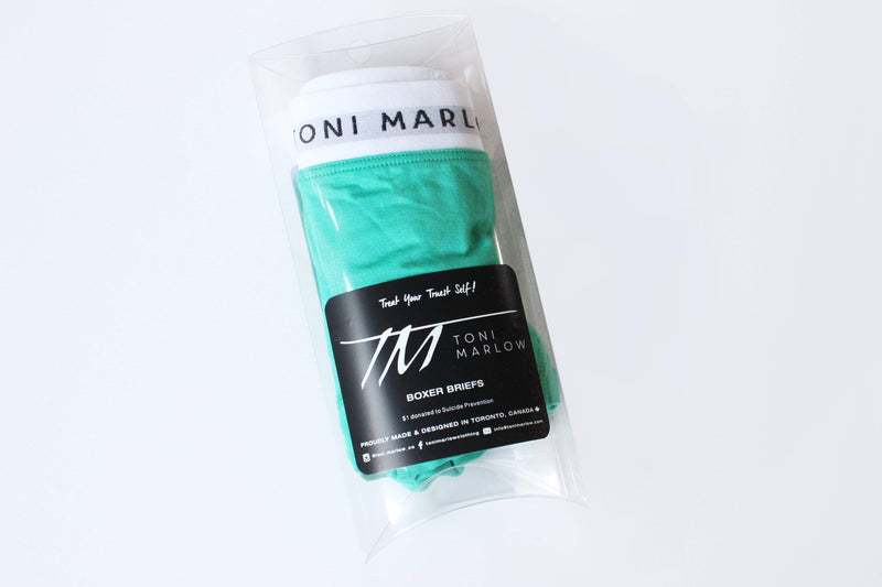 Toni Marlow Clothing - Underwear - Cotton - Boy Shorts