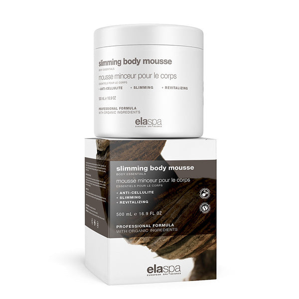 slim body mousse