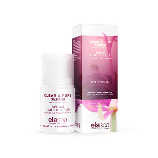 clear & pure serum