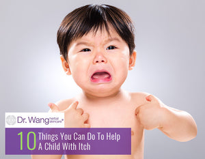 10 Things You Can Do To Help A Child With Itch