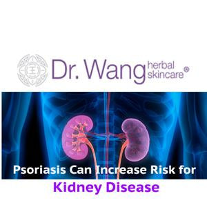 Severe Psoriasis Is a Risk Factor for Kidney Disease