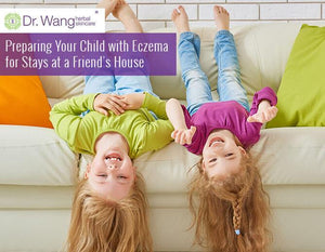 Preparing Your Child with Eczema for Stays at a Friend's House