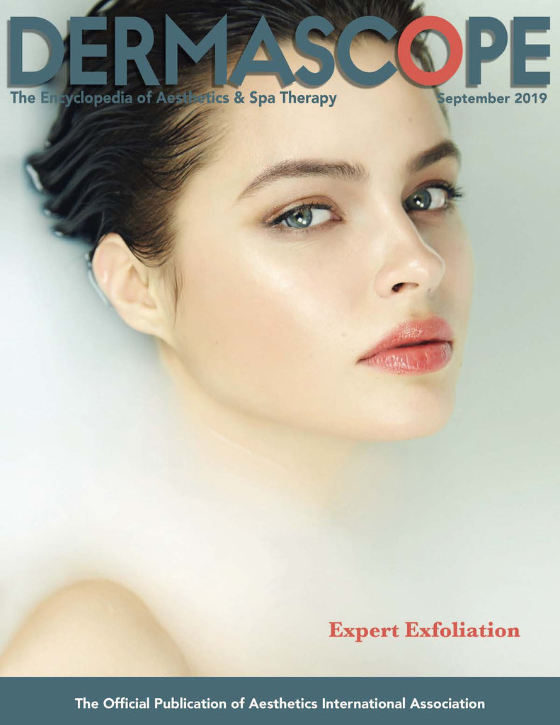 Recognition From The Dermascope Magazine-The A-List 2019 Award Recipient