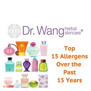 Top 15 Allergens Over the Past 15 Years