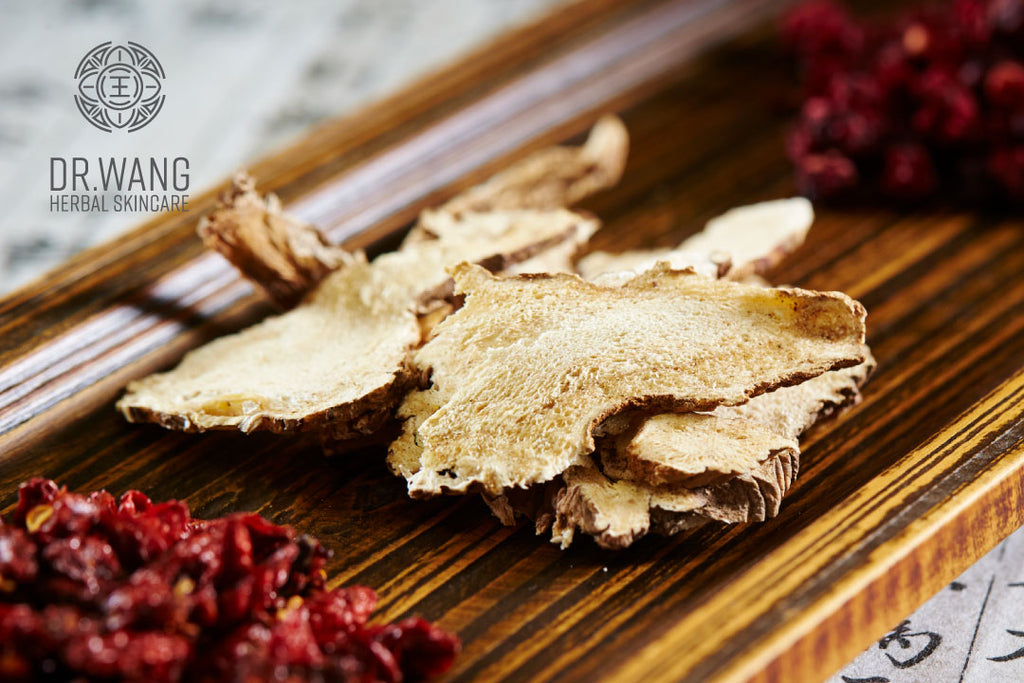 Traditional Chinese Medicine & Herbs for Rosacea Treatment