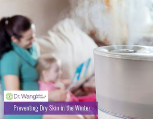 Preventing Dry Skin in the Winter