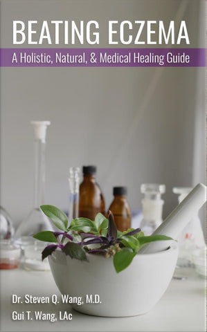 Beating & Treating Eczema- A Holistic Natural Healing Guide