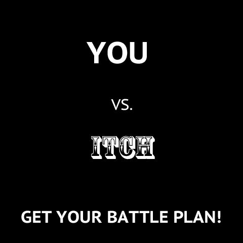 You vs. Itch Get Your Battle Plan