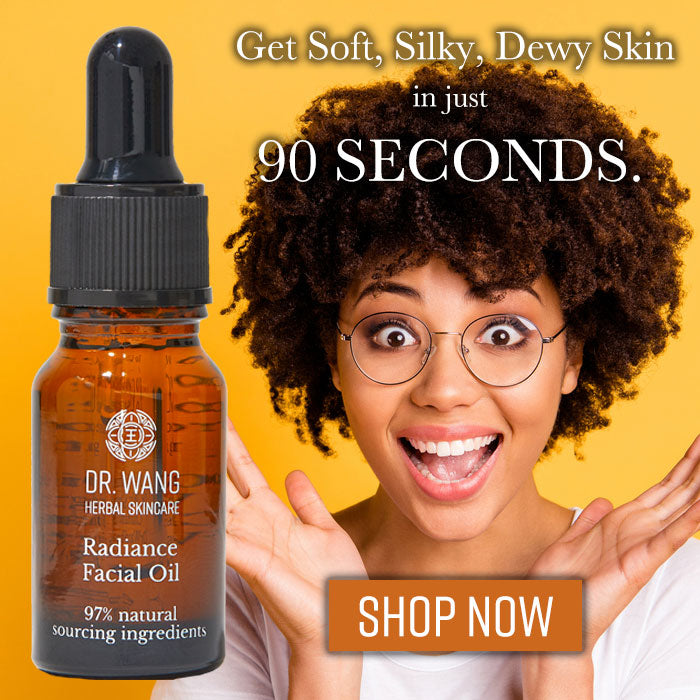 LASTING RESULTS IN 90 SECONDS. GET SOFT, SILKY, DEWY SKIN