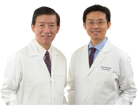 Dr. Steven Wang and Gui Wang