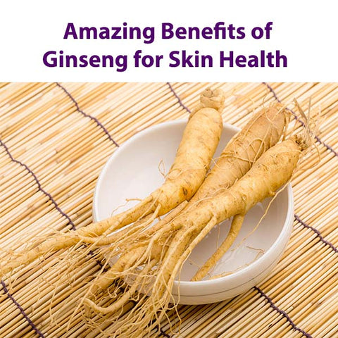 Dr Wang Skincare - Amazing benefits of Ginseng