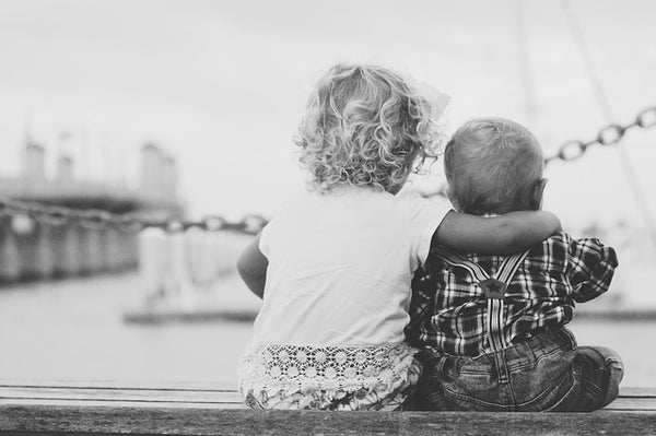 Three Ways to Handle Sibling Rivalry When One Child Has Eczema