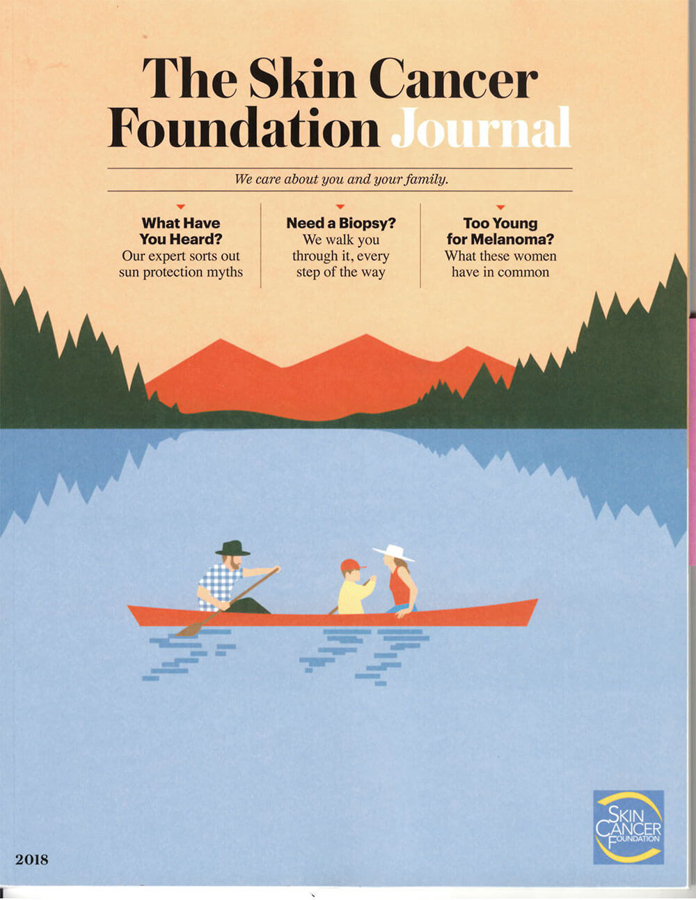 The Skin Cancer Foundation Journal 2018