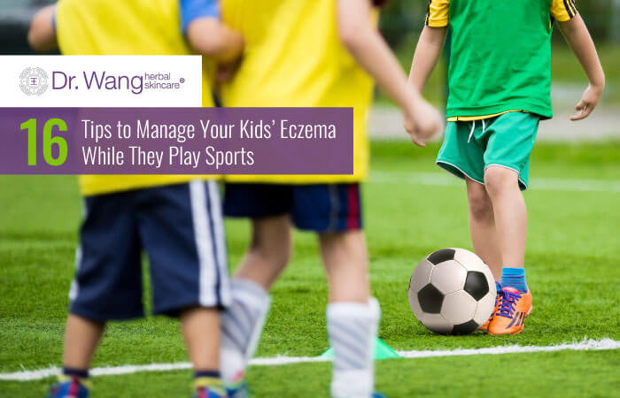 16 Tips to Manage Your Kids' Eczema While They Play Sports