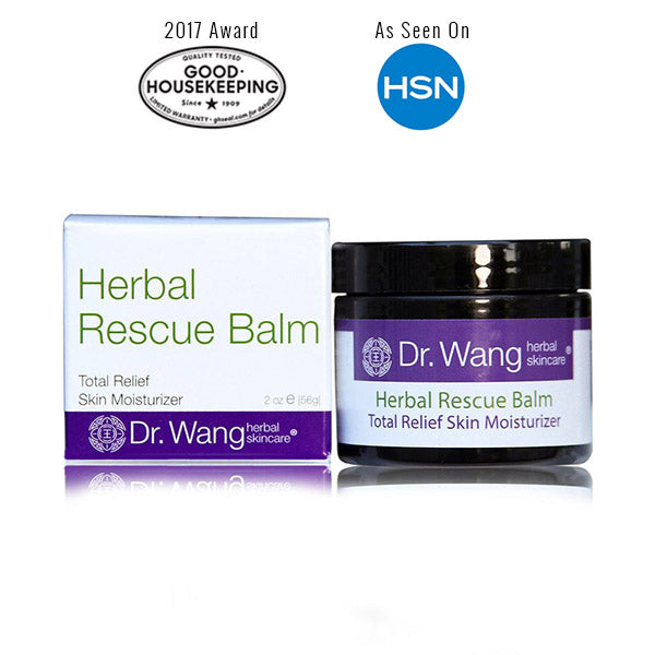 Herbal Rescue Balm - Free Sample (1 sample/customer)