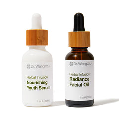 Facial Oil & Youth Serum Combo Pack