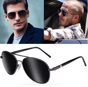 Mens Polarized Quality Fashion Aviators - Nonpareil Jewelry  - 1