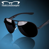 Men's Sleek Aviator Polarized Sunglasses - Nonpareil Jewelry  - 1