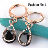 Rose Gold Filled Fashion Design Hot Romantic Earrings - Nonpareil Jewelry  - 4