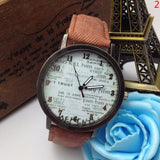 Funky, Designer Wrist Watches. Many styles and colors to choose from - Nonpareil Jewelry  - 2