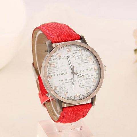 Funky, Designer Wrist Watches. Many styles and colors to choose from - Nonpareil Jewelry  - 8